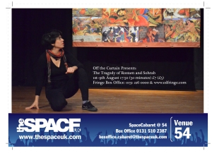 theSpaceUK Poster Template